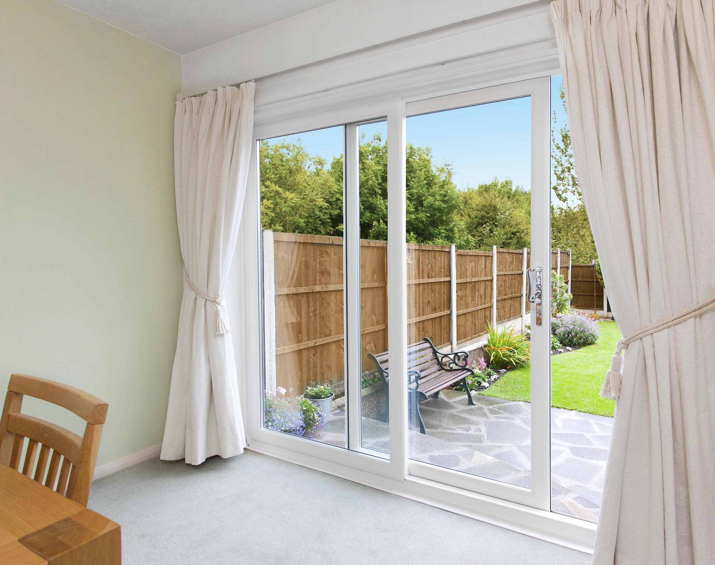 sliding patio doors epsom surrey