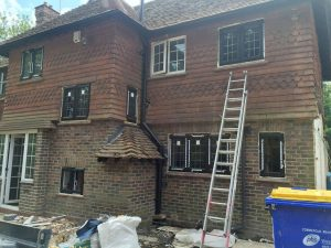 replacement traditional windows epsom surrey