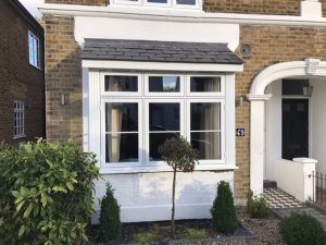 flush sash bay windows epsom surrey