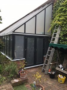 conservatory repair costs epsom surrey