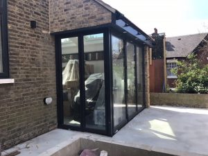 glass extension epsom surrey