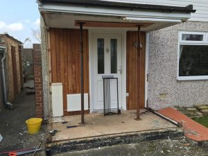 porch replacement epsom surrey