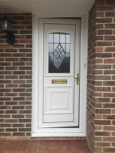 upvc front door costs epsom surrey