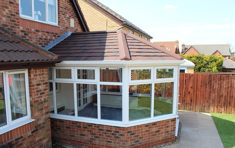 replacement conservatory roof epsom surrey
