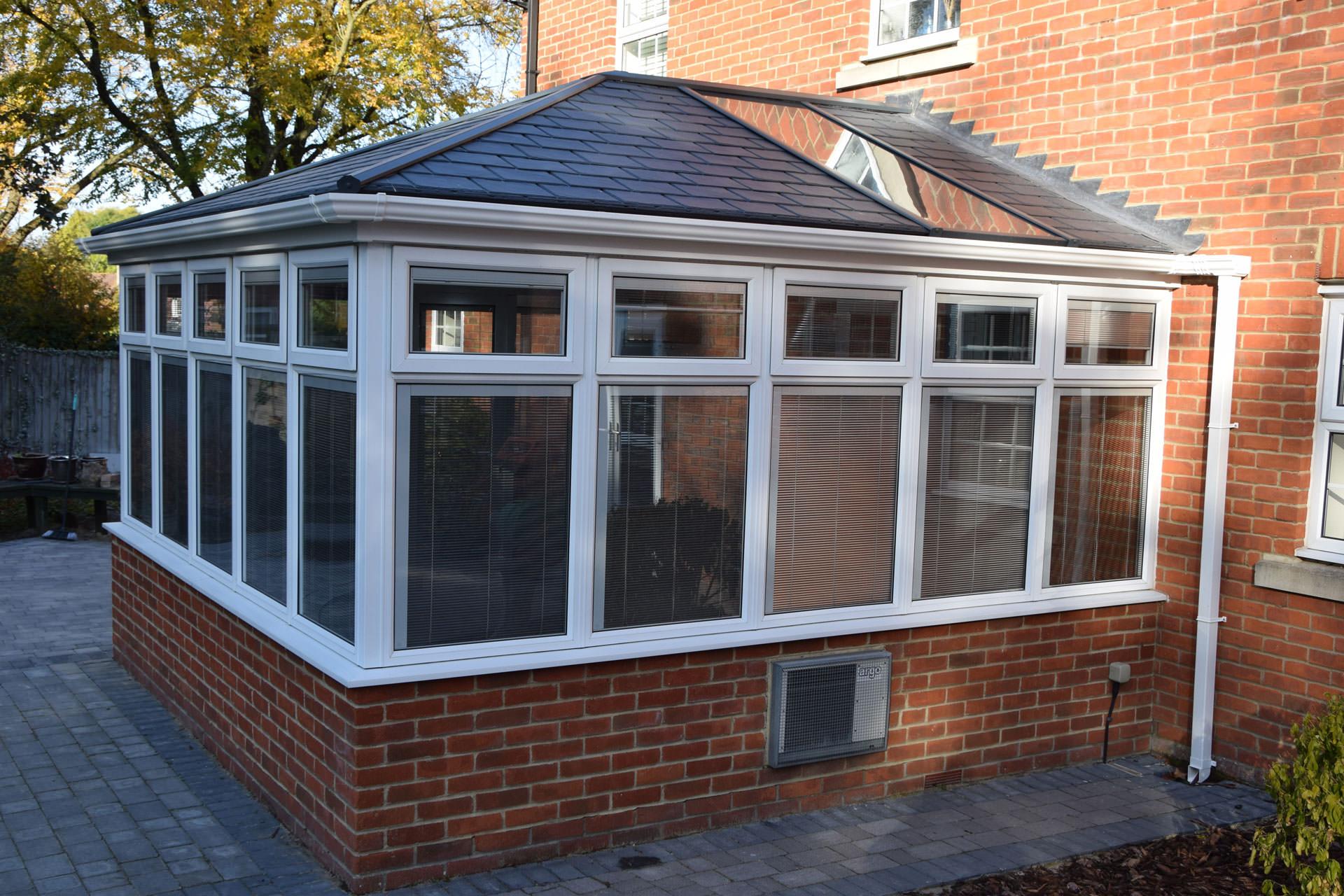 tiled conservatory roof epsom surrey