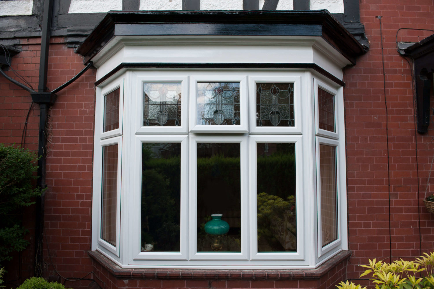 PVCu Bow Bay Windows Epsom